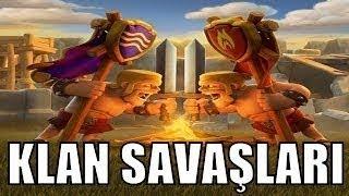 Clash of Clans - Elite Champs vs Malezya Klanı ( Klan Savaşı )