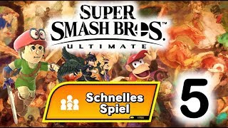 Super Smash Bros Ultimate #5 (german): wir sind online! 8|