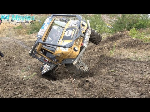 4x4 Trucks In Europe Truck Trial | Limberg-maissau, Austria 2018
