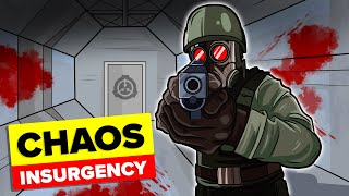 SCP Chaos Insurgency Explained (SCP Animation)