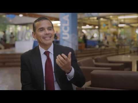 HonorSociety.org Speaker Series: Antonio Villaraigosa, Former Mayor of Los Angeles