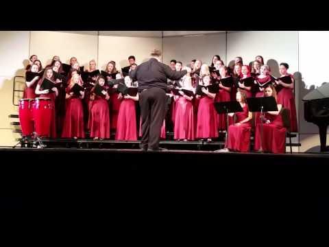 Red Bank Regional High School Concert Choir 2016 Good and Evil Concert