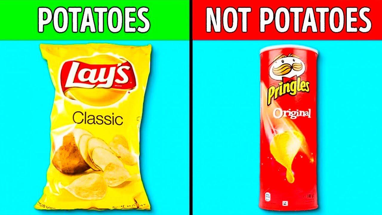 Interesting junk food facts
