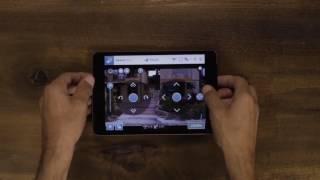 дрон Breeze 4K, видео на русском. Обзор ручного режима управления (Pilot mode)