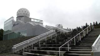 富士山レーダードーム館(山梨県富士吉田市)