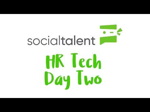 HR Tech World Amsterdam Day 2