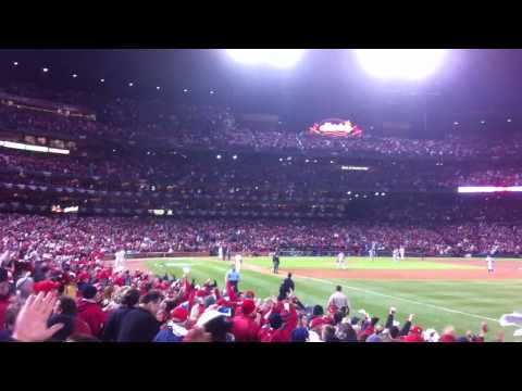 David Freese Game Tying Triple - Game 6, 2011 World Series