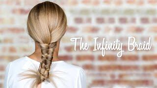 How To Create an Infinity Braid   Figure 8 Braid