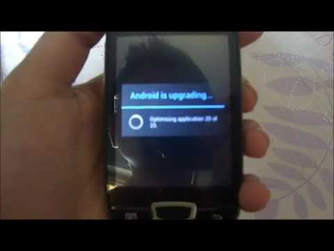 Install CM9 on GALAXY MINI
