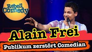 Alain Frei – Publikum zerstört Comedian