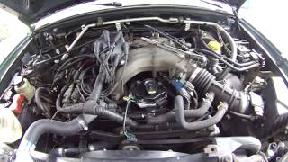 Nissan Frontier Distributor Installation DIY Mark and Orient your Distributor