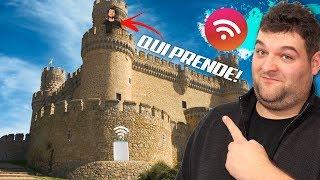 Il Wi-Fi prende ovunque.. Anche in un castello!