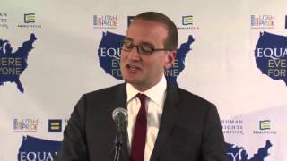 Chad Griffin Highlights the Emergence of Two Americas for LGBT Community
