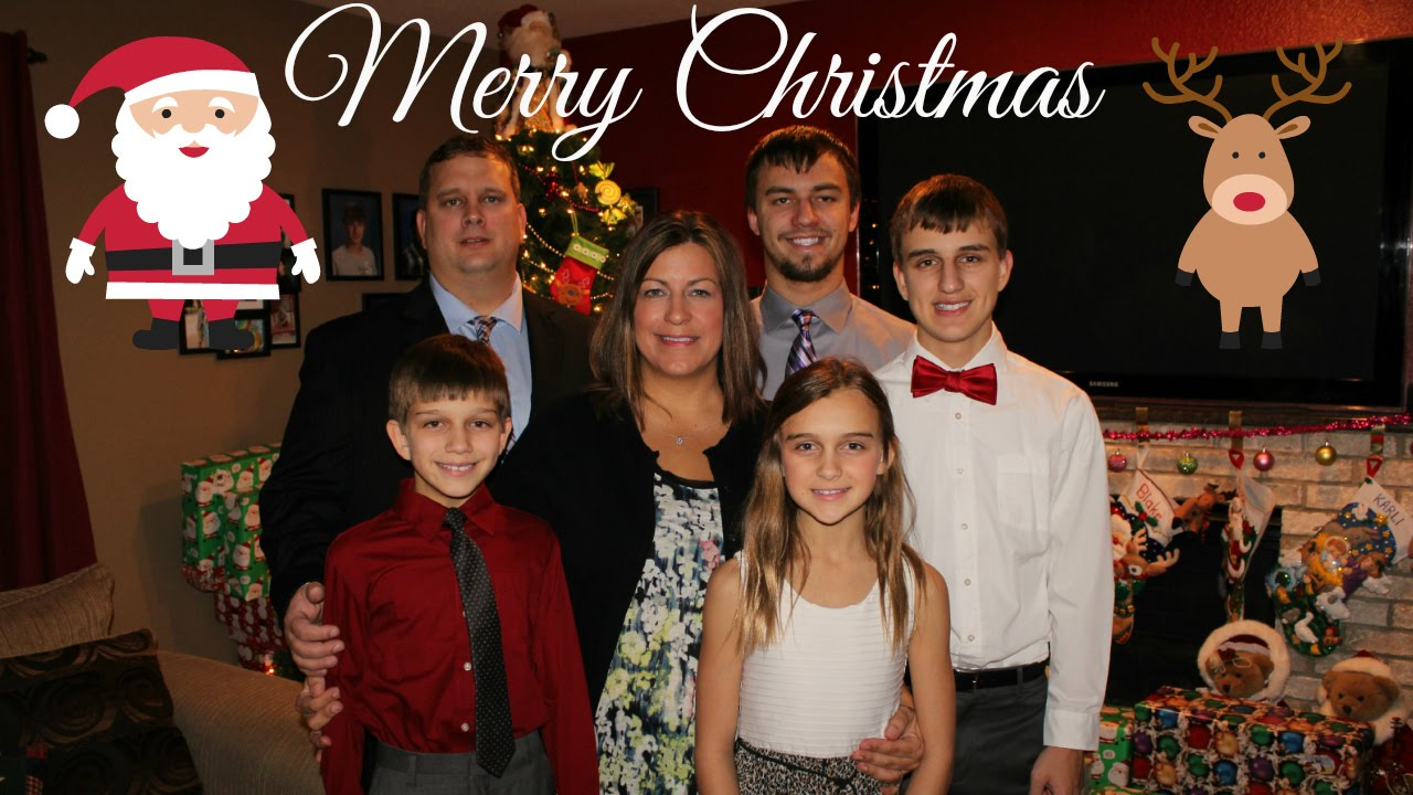 Our Family Nest Christmas Day Youtube