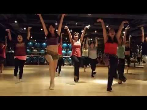 'Shakira'   Welcome 2 Karachi (choreography by Master Satya Kotla)