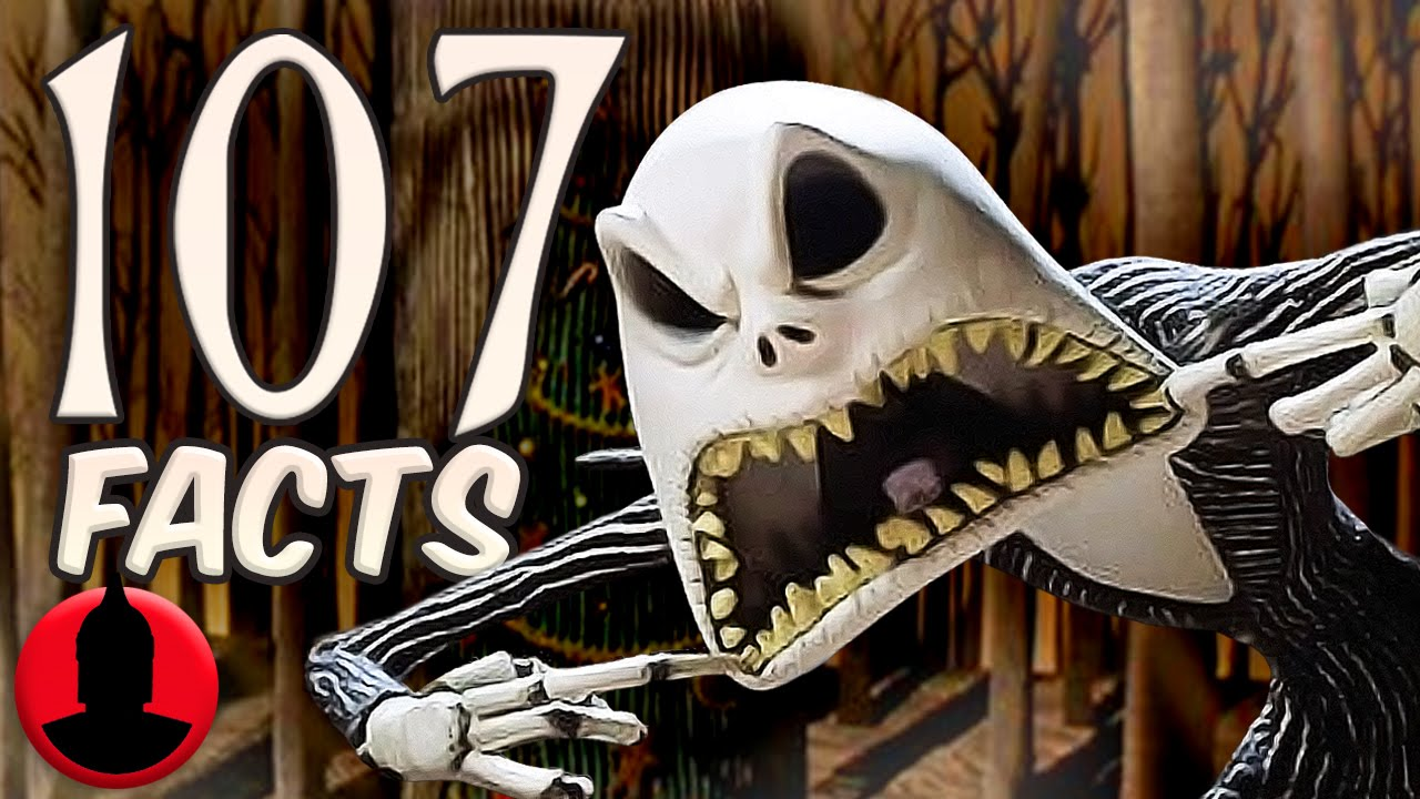 107 Facts About Nightmare Before Christmas Toonedup 52