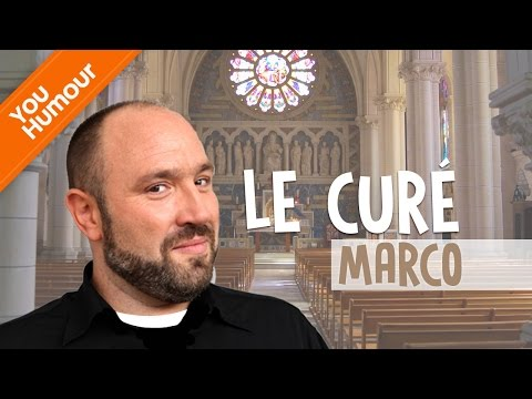 MARCO - Un curé à la Lino Ventura !