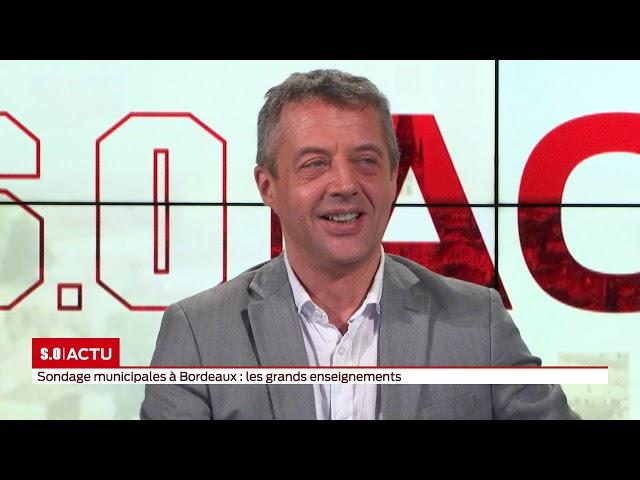 Edition spécial   décryptage des résultats du sondage TV7   Sud-ouest   France bleu