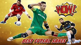 BEST Futsal Saves ● Las Mejores Paradas – VOL 1 [HD] 2017