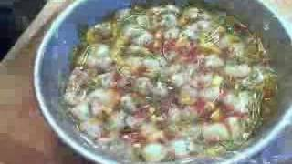 Bay Scallop And Mango Ceviche