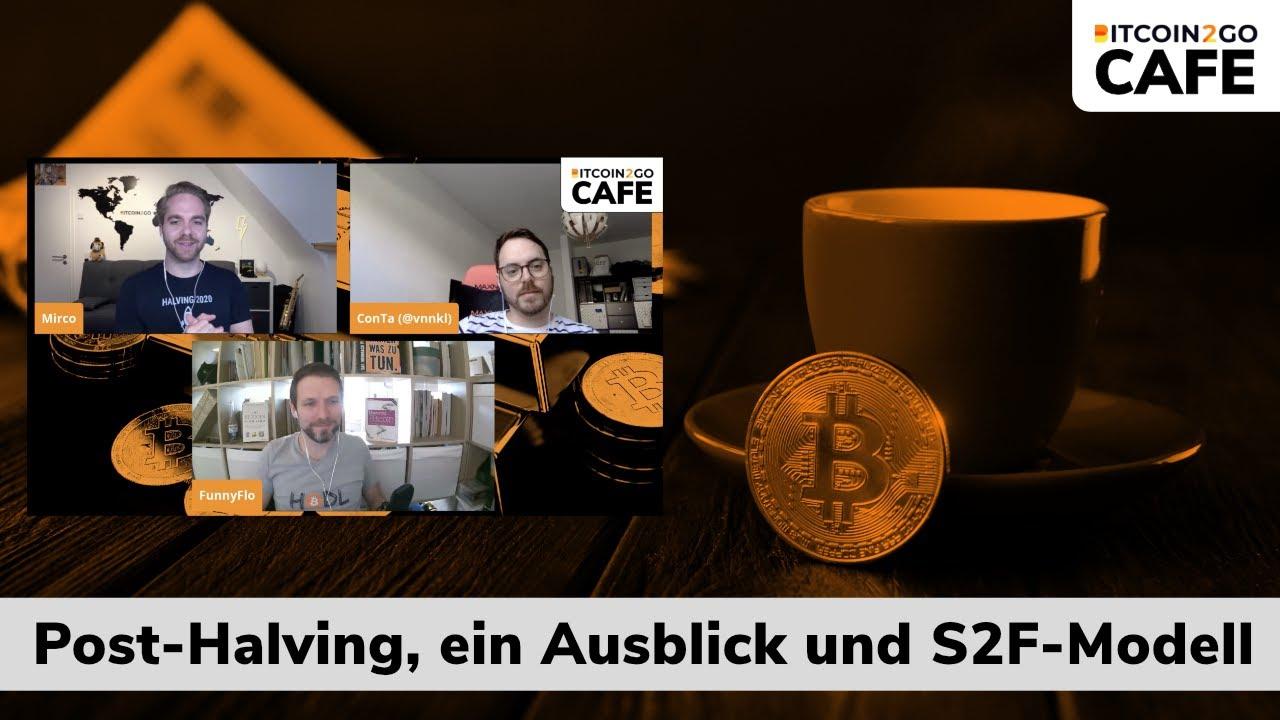 Bitcoin nach dem Halving und das Stock-to-Flow Modell: Wo geht die Reise hin? - Teil 1