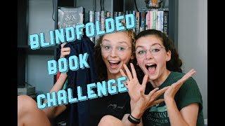 Blindfolded Book Challenge