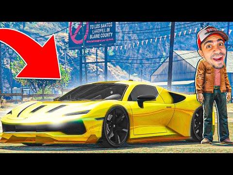 قراند 5 : اشتريت سيارة افضل من البوغاتي بسعر 3 مليون   GTA V !! 💰😍💵