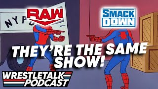 Is The New Era WWE Raw Just The Old Era WWE SmackDown? WWE Raw Oct. 26, 2021 Review! | WrestleTalk
