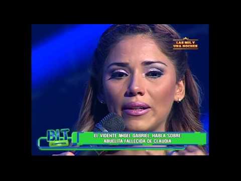 Fiorella Alzamora lloró por tremenda revelación de vidente venezolano