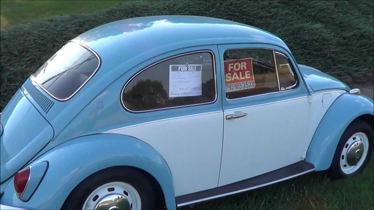 1968 Vw Bug Youtube