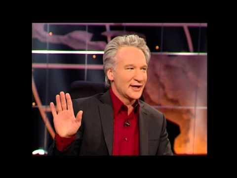 Real Time with Bill Maher - Ann Coulter Moment - 동영상