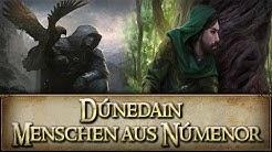 Die Geschichte der Dúnedain /Waldläufer [Der Herr der Ringe/Hobbit]