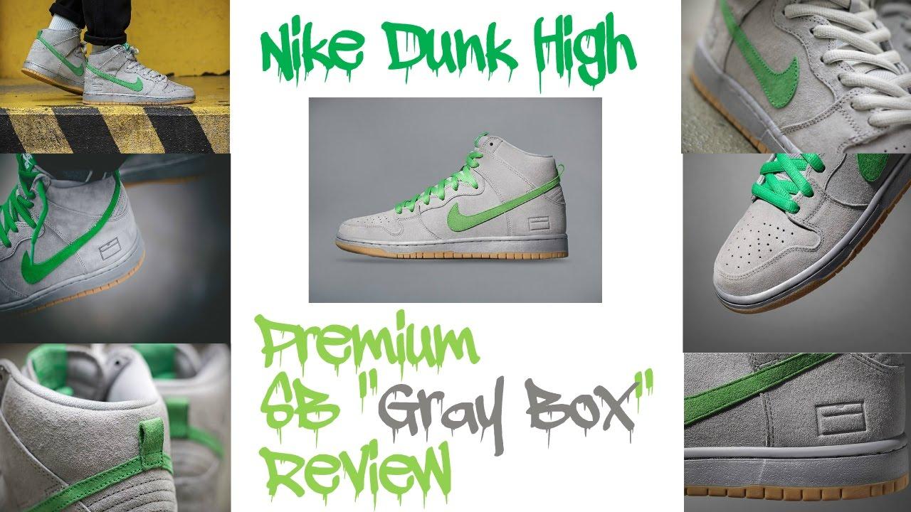 pretty nice d65d9 04d35 Nike Dunk High Premium SB