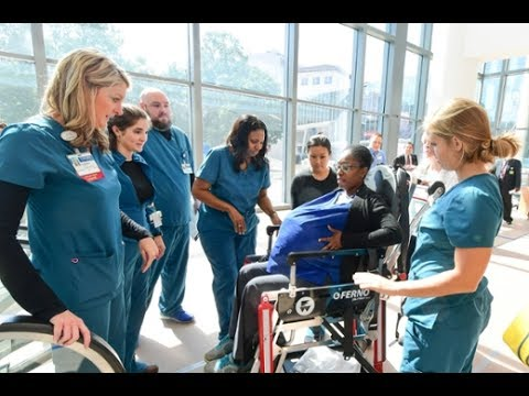 """Day in the Life"" exercise at new Emory University Hospital Tower (Deprecated Version)"