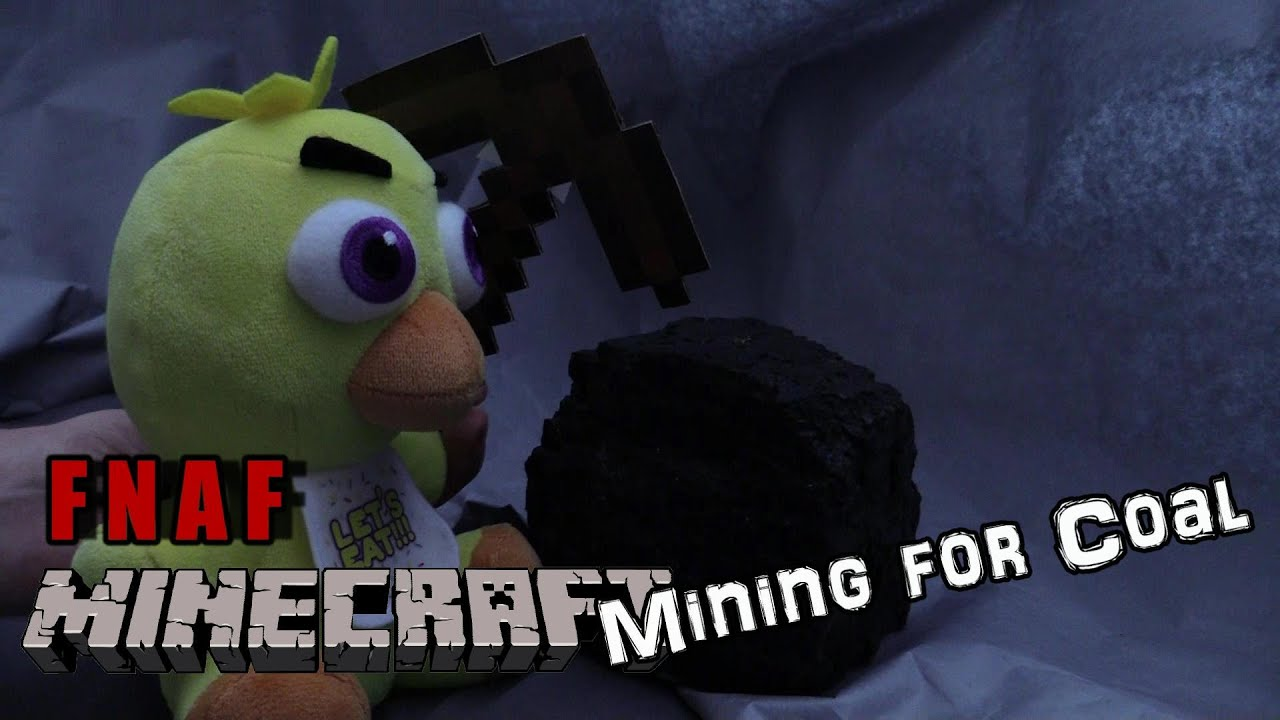 Download FNAF plush Minecraft 6 -  Chica Goes Mining
