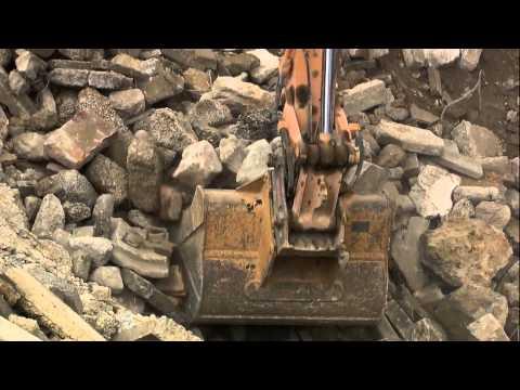 Recycling Beton im Hochbau