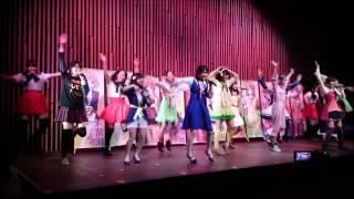 東海ヤングフェスティバル 知多娘。ステージ 【2回目】1曲目 『全力娘。...