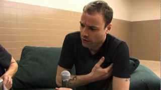 Chris (Bassist) from MUSE - Interview