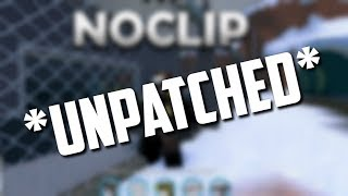 ROBLOX - NOCLIP -  WORKS FOR ANY GAME - WALK THROUGH WALLS! (Feb 3rd) *PATCHED*