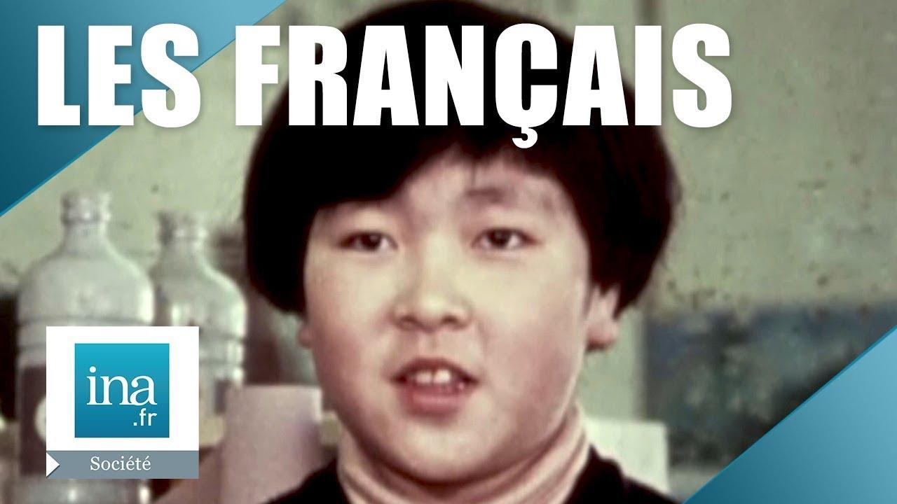 INA : 1981  les Japonais à Paris