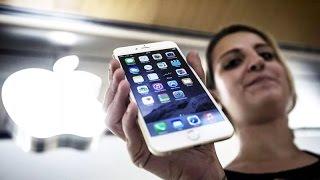 Айфоны могут запретить продавать в США