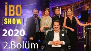 İbo Show 2020 - 2. Bölüm (Konuklar Hülya Avşar  Kubat  Demet Akbağ  Olgun Şimşek)