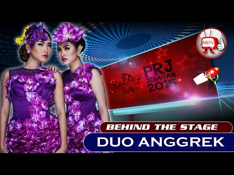 Duo Anggrek  - Behind The Stage PRJ 2015 - NSTV