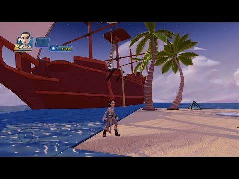 Disney Infinity 3.0 - How To Sail A Ship Within Your Toy Box