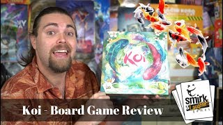 Koi - Board Game Review