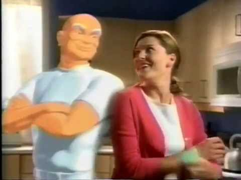 2002 mr clean commercial youtube