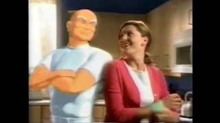 2002 mr clean commercial