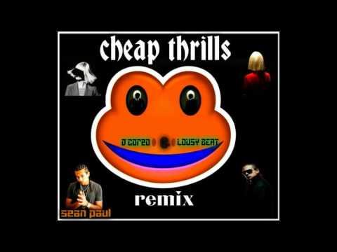 Sia - Cheap Thrills ft. Sean Paul (Remix).