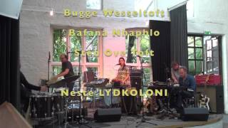 Lydkolonien. 12 hour monthly live jam in Oslo