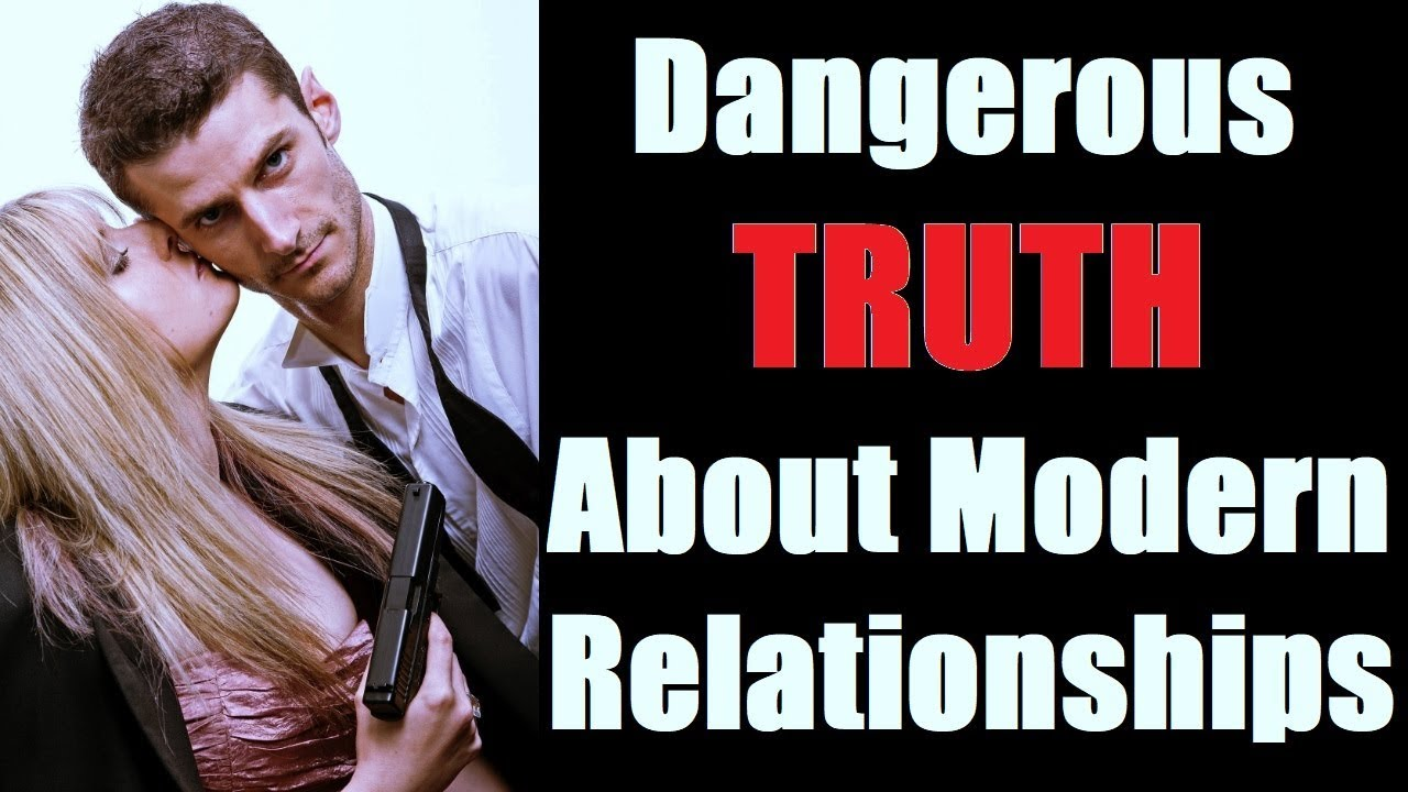 The Dangerous TRUTH About Modern Relationships (RESEARCH